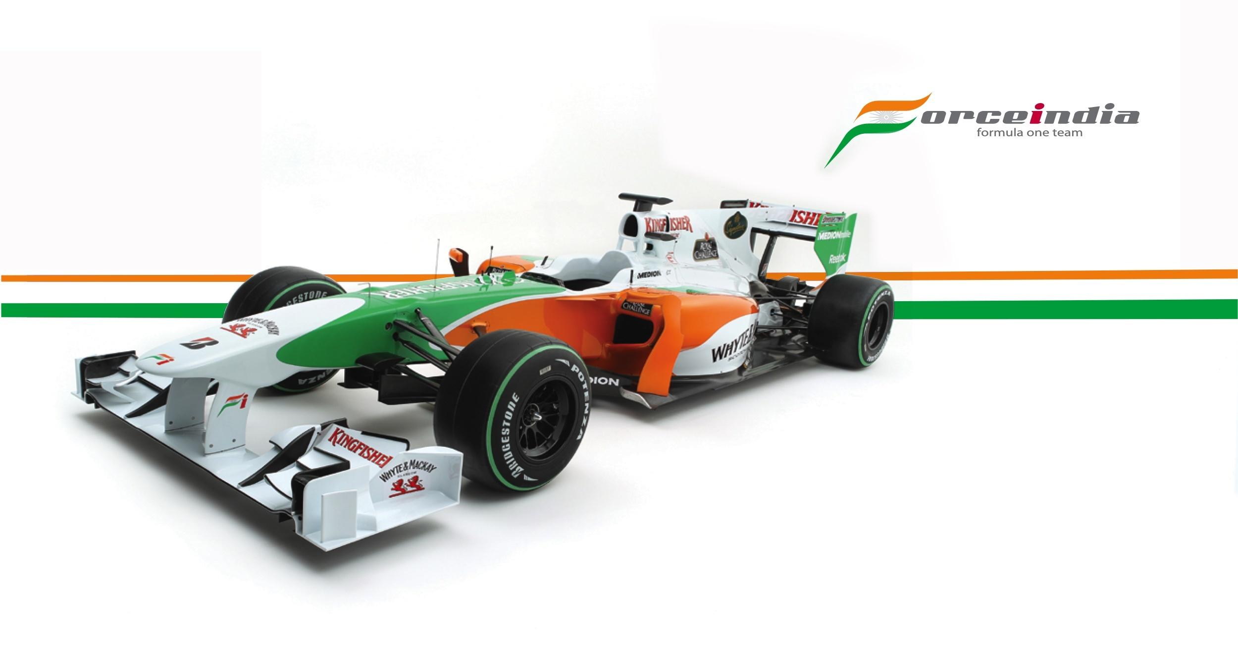 Force-India-Formula-One