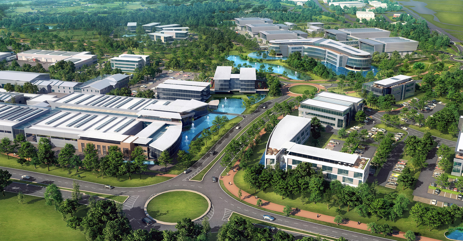 MIRA TECHNOLOGY PARK - VISUAL