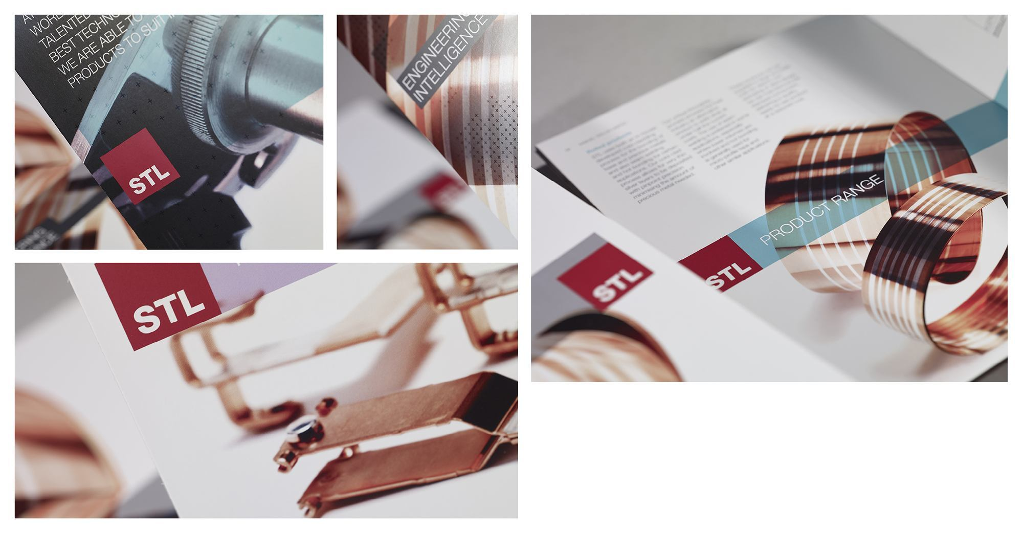 Samuel Taylor - Brochure Design & Production