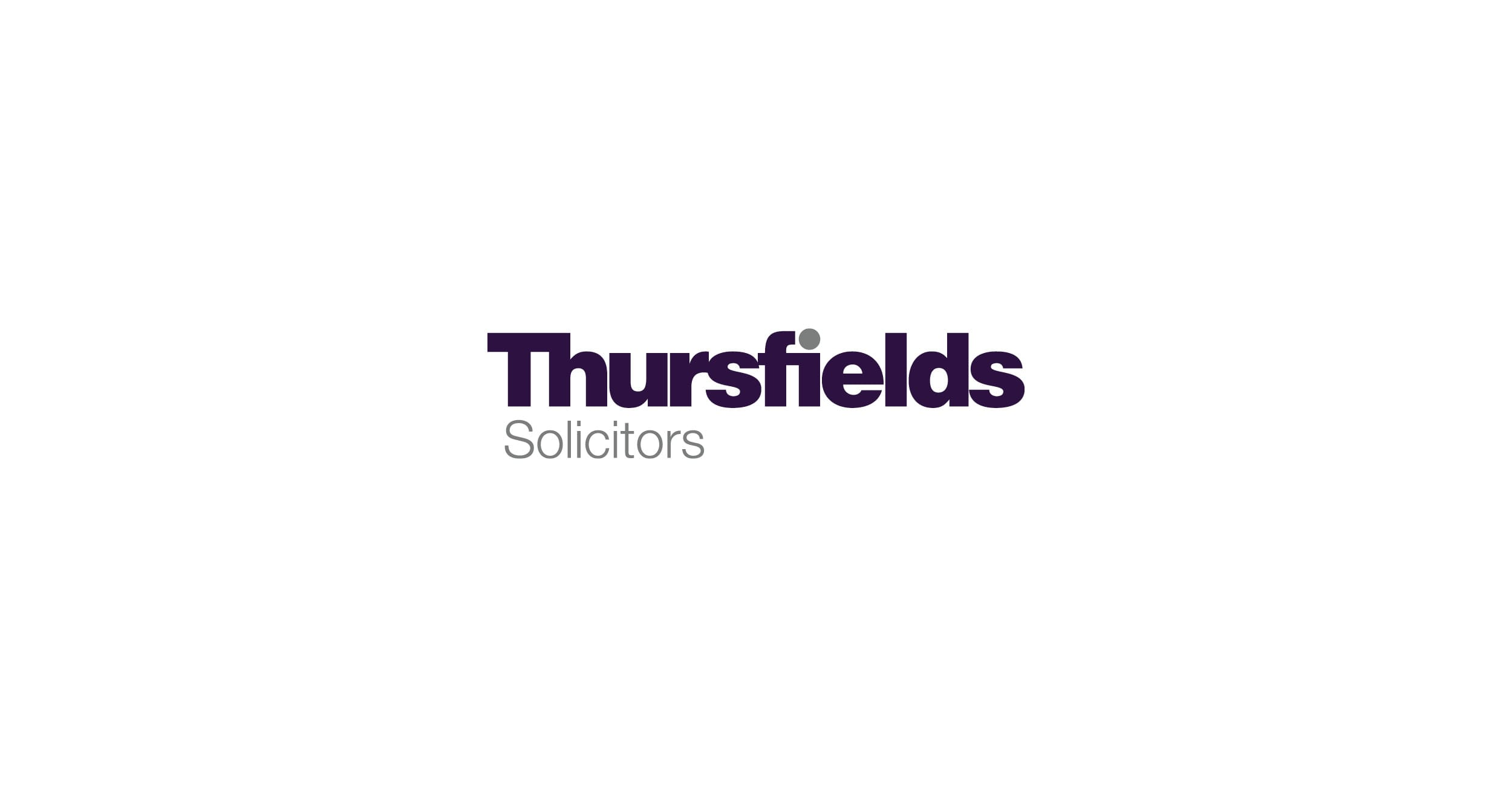 Thursfields Solicitors - Identity Update - Logo