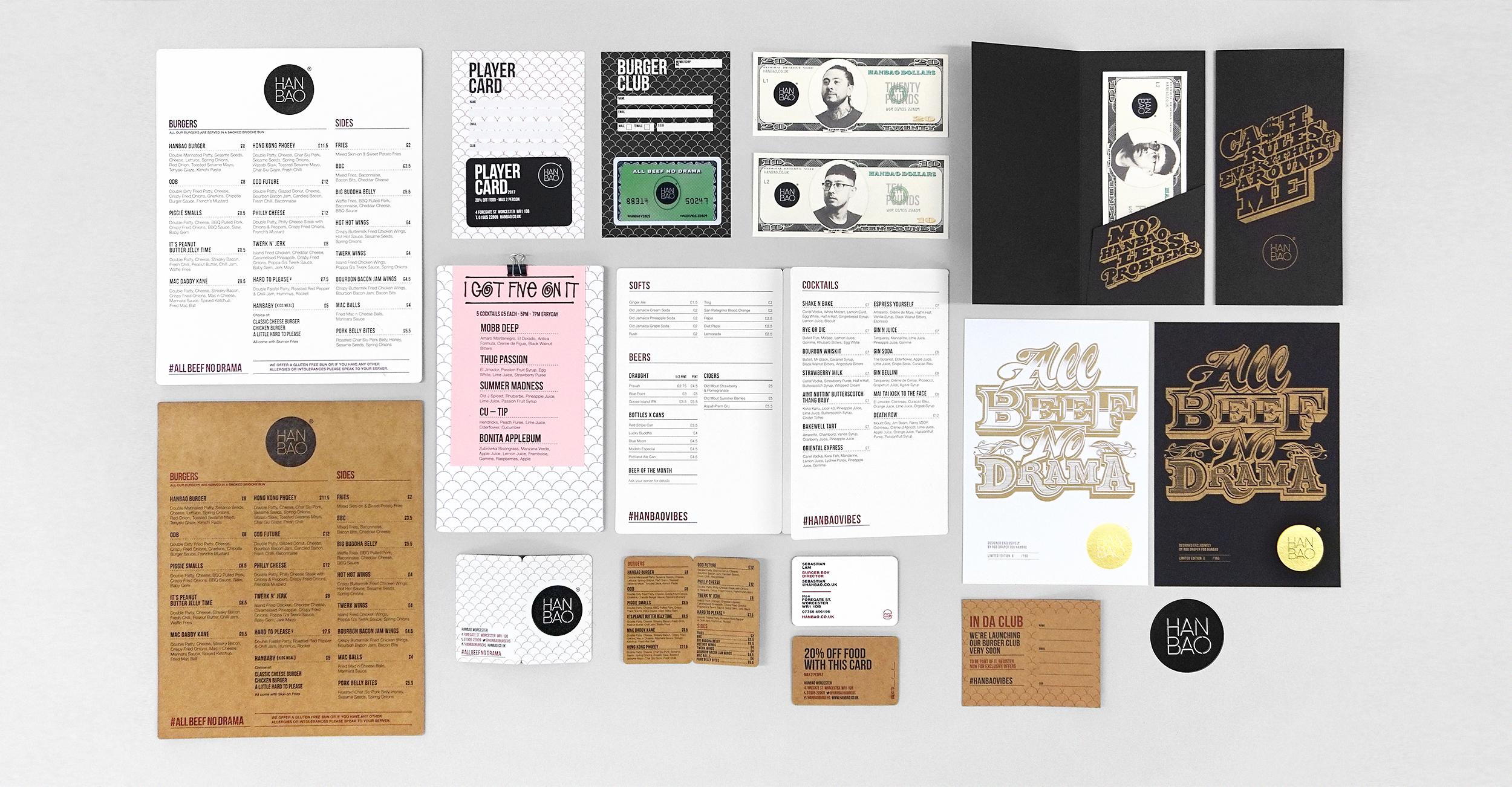 Hanbao Creative Assets - By DesignReligion
