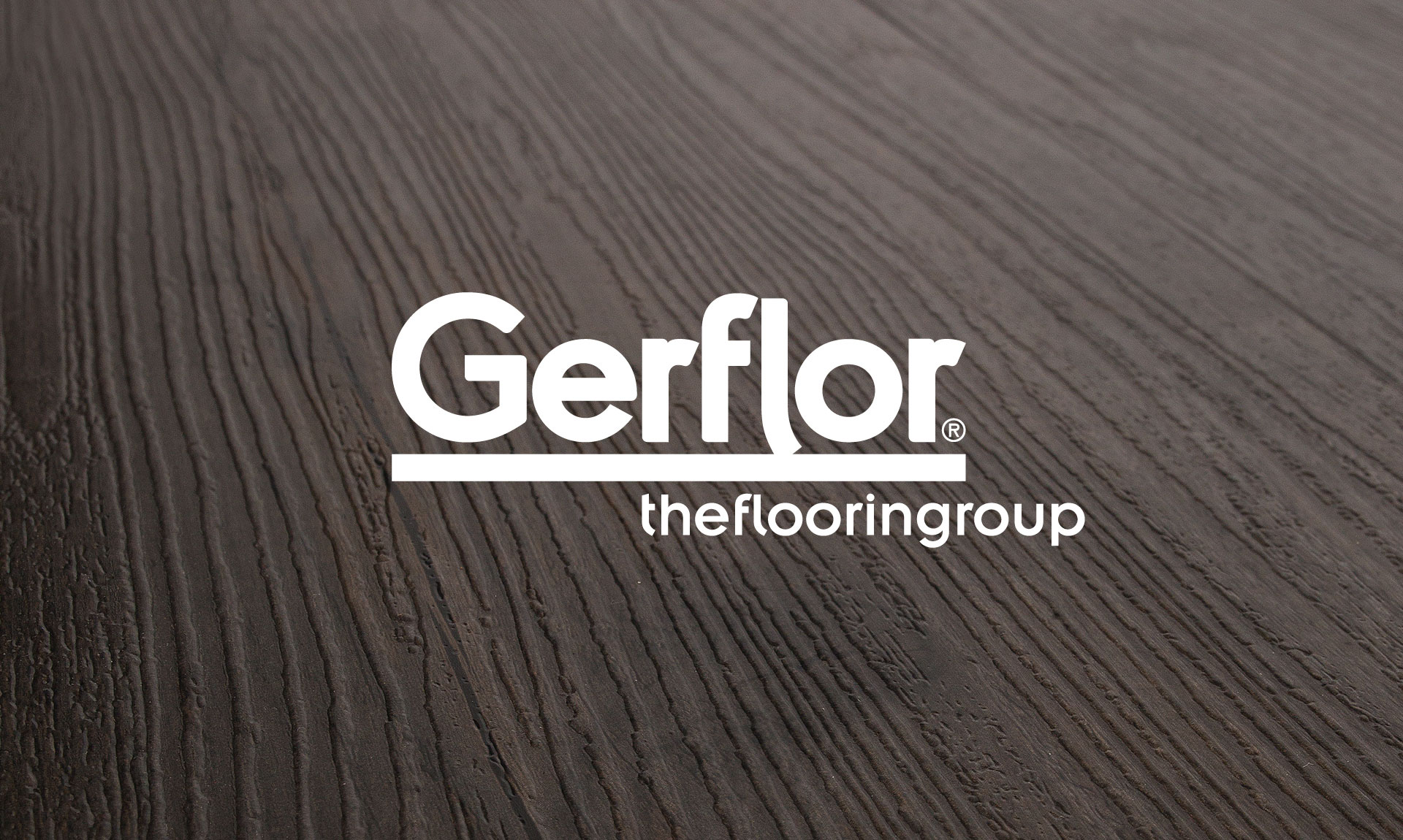 Gerflor - Brochure Cover Logo
