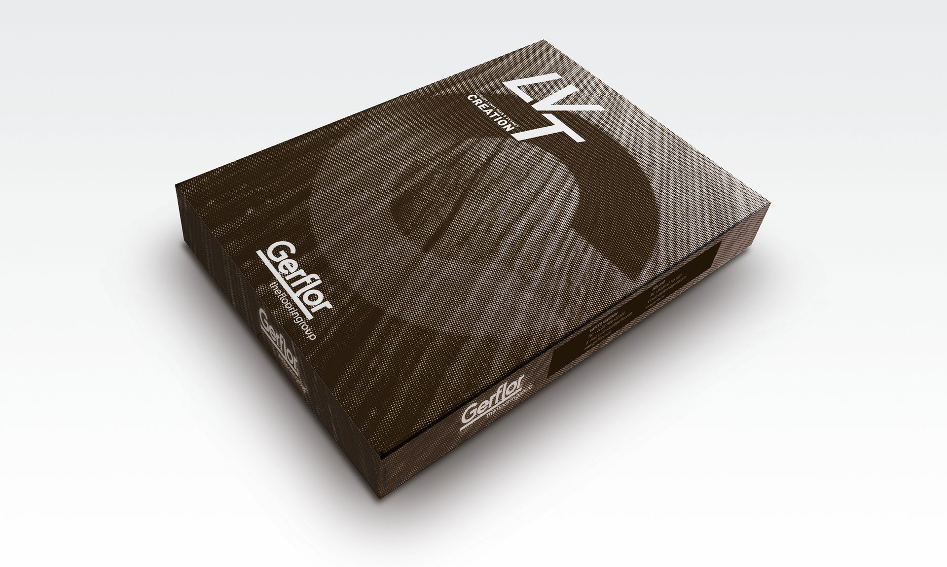 Gerflor - Box / Packaging Design