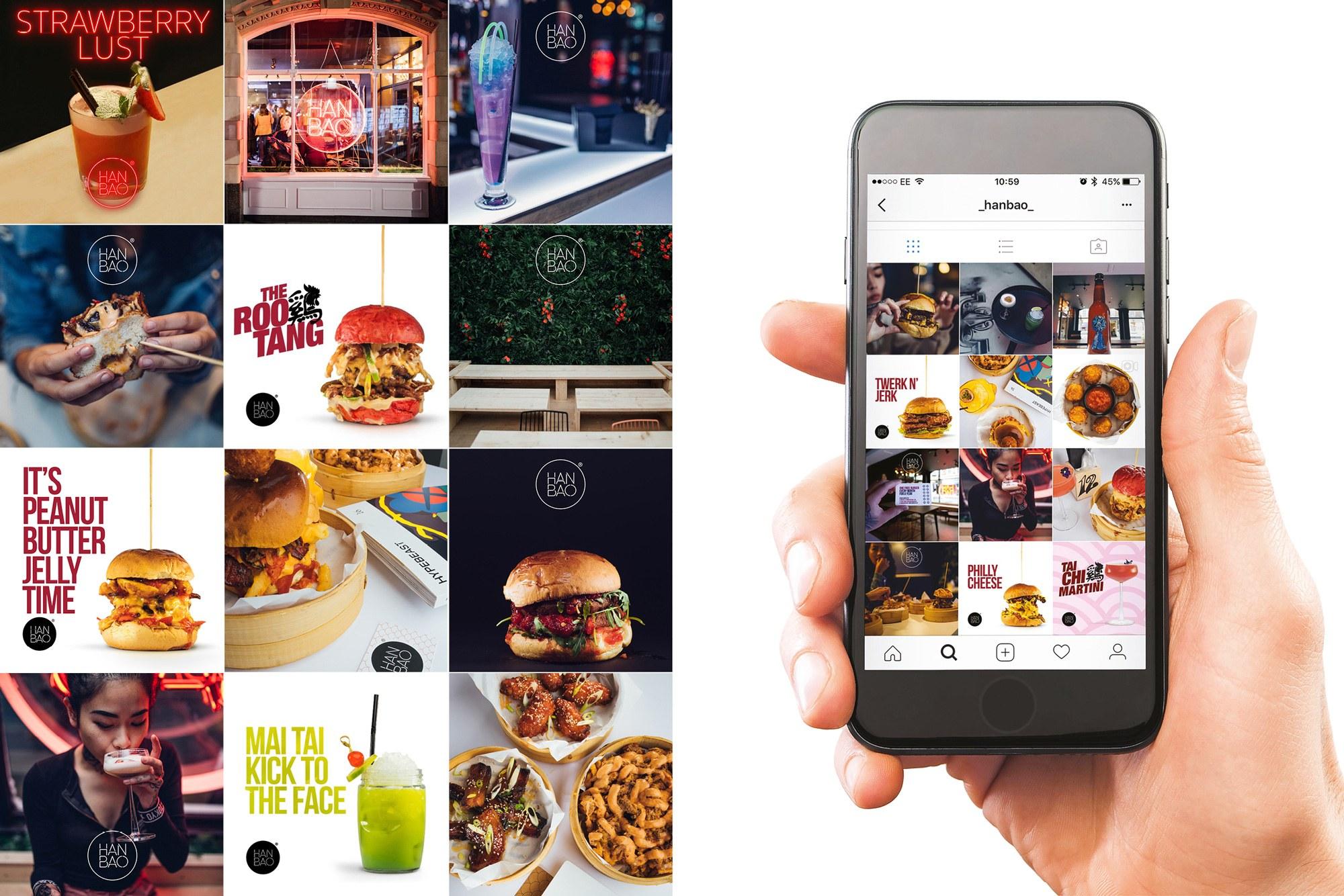 Hanbao Social Media Marketing