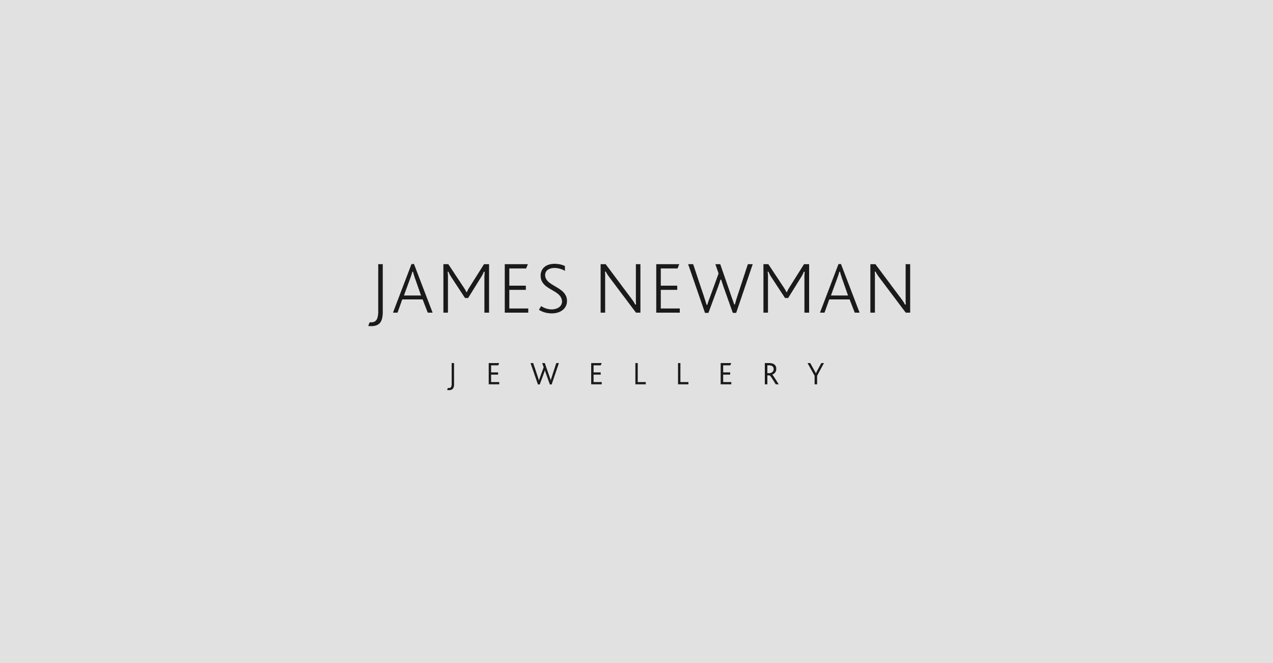 James Newman Jewellery - Identity