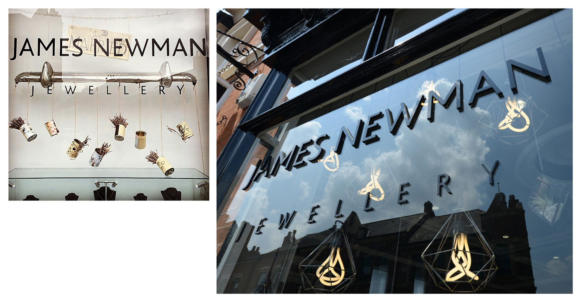 James Newman Jewellery - Store Front