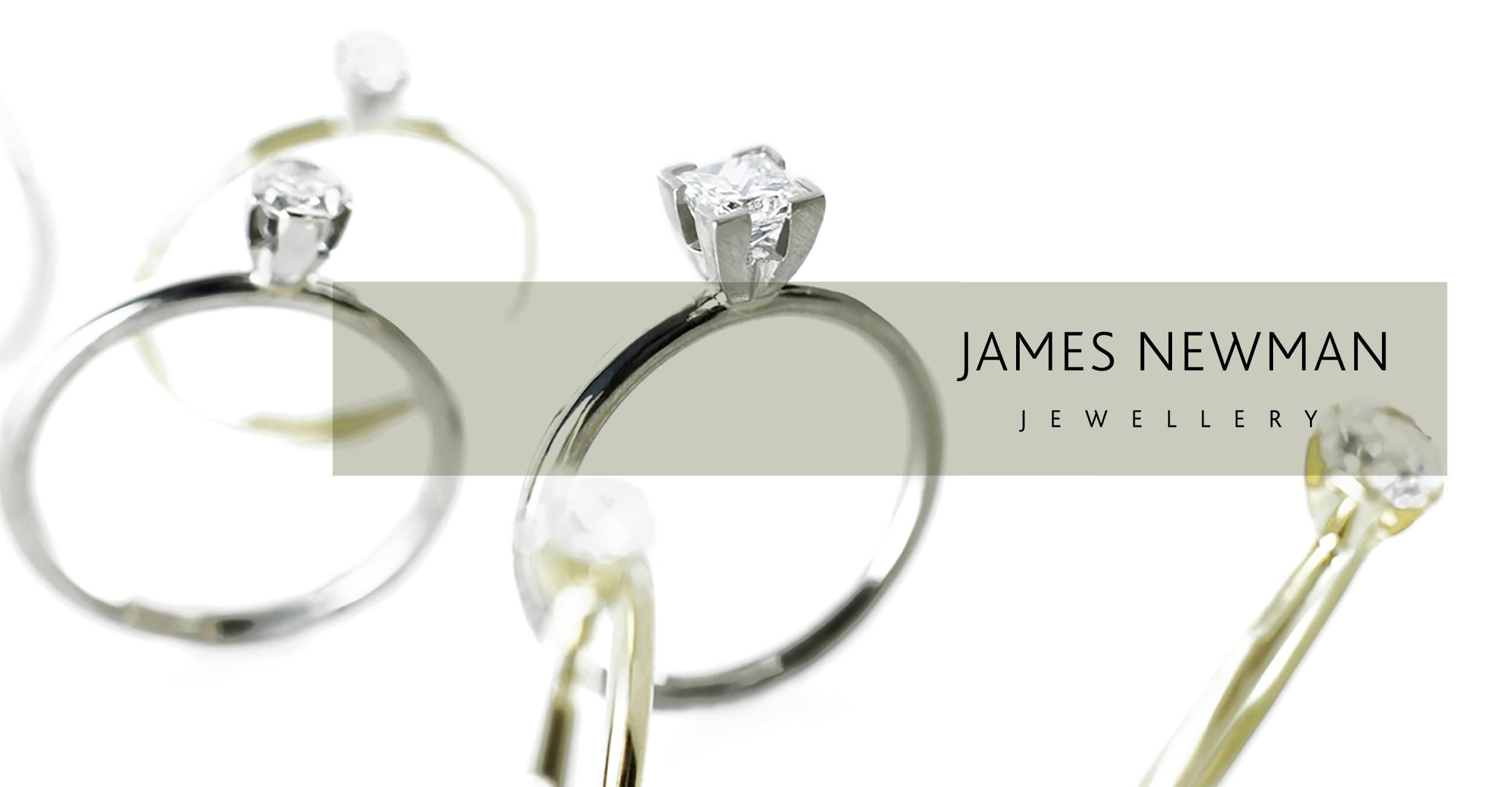 James Newman Jewellery - Identity Visual