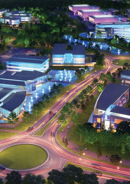 MIRA TECHNOLOGY PARK Feature Image
