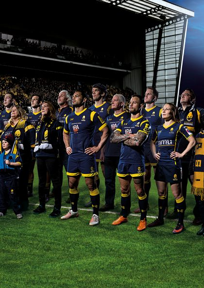 Worcester Warriors Feature Image